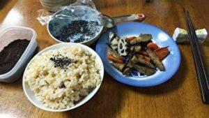 マクロビ的玄米菜食ダイエット